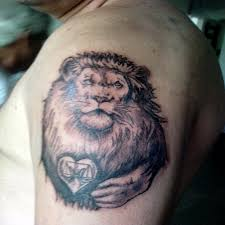lion tattoos and designs page 20