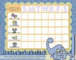 chore chart template kids design u2014 new decoration free printable