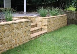 Garden Retaining Wall Blocks by Gallery