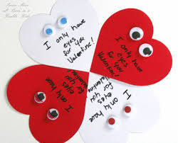 Valentine S Day Gifts For Him Homemade by 3 Easy Semi Homemade Valentines Day Cards Seven Alive