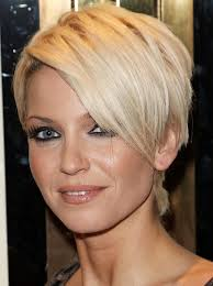 short hair styles for fine hair older women photo beautiful short