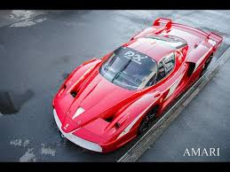 enzo fxx for sale fxx evoluzione one of a track car for sale
