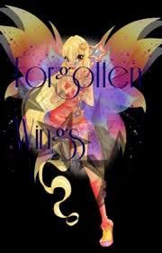 forgotten wings fairy tail winx club nalu book 1