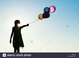 happy kids balloons stock photos u0026 happy kids balloons stock