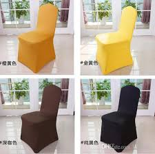 wedding chair covers hotel sofa chair covers universal spandex