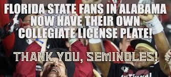 Florida State Memes - south alabama seminoles