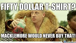 Macklemore Meme - macklemore by ben fischer 501 meme center