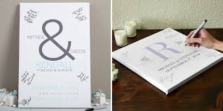 wedding guestbook ideas 3 unique wedding guestbook ideas