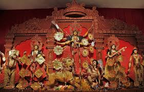 How To Decorate Mandir At Home Durga Puja Wikipedia
