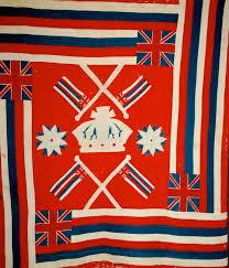 Image Of Hawaiian Flag Liliuokalani U0027s Protest Quilt Kareninhonolulu