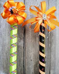 halloween grosgrain ribbon linsey u0027s crafty blog