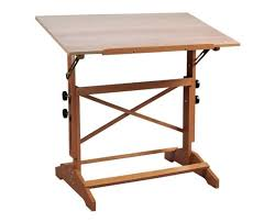 Wood Drafting Table Alvin Pavillon Drafting Table Tiger Supplies