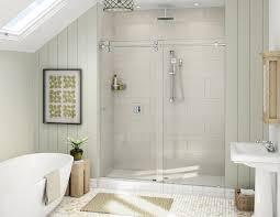Bath Shower Door Shower Doors Central Glass And Mirror