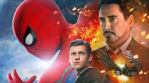 iron man dom spider man homecoming review ign