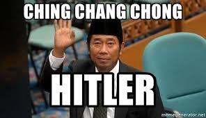 Chuck Norris Meme Generator - ching chang chong hitler haji lulung new chuck norris meme generator