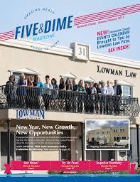 haircut coupons ta florida five and dime magazine january 2017 by five and dime magazine issuu