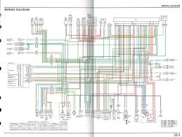 motor wiring diagram honda pcx125 schematic motorcycle xrm and