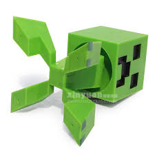 minecraft creeper toys creepers figures anime