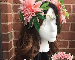 flower headpiece flower headpiece etsy