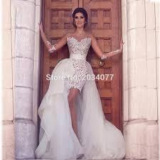 asymmetrical feather skirt wedding dress wedding dresses dressesss