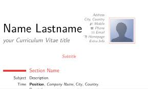 latex resume template moderncv banking 365 change icons associated with phone mobile and email in moderncv