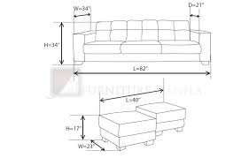 standard couch sizes average couch size wayzgoosedigitaldesign com