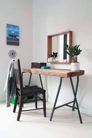 Home Office Wood Desk 5 Diy Reclaimed Wood Desks For Your Home Office Shelterness