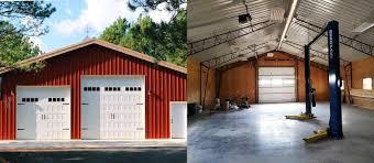 building a workshop garage worldwide steel buildings metal steel buildings barndominiums