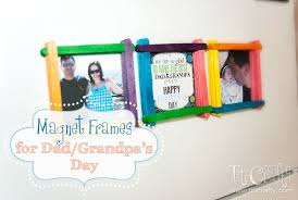 magnetic photo frames for s day the crafting nook by