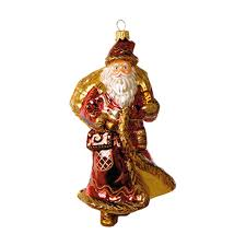 vintage santa hallmark heritage collection hallmark