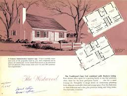 Us Homes Floor Plans by Hodgson Houses The First Pre Fabricated Homes In The U S Retro
