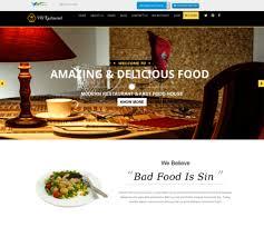 themes wordpress restaurant free 30 best free restaurant wordpress themes 2018