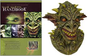 latex halloween mask kits the monster makers mask makers handbook downloadable