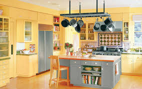 paint ideas for kitchen yellow kitchen paint color ideas yellow