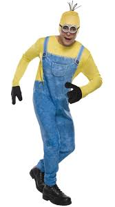 Despicable Minion Costume Minion Kevin Costume Men U0027s Minion Costume Despicable Costume
