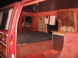 Conversion Van Interiors 320 Best 1970s Van Interiors Images On Pinterest Custom Vans