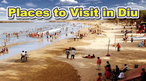 places to visit in diu which is the best place to visit in india