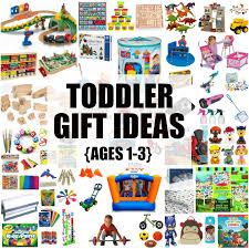 toddler gift ideas ages 1 3