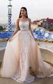 the 25 best detachable wedding dress ideas on pinterest