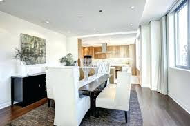 banc de cuisine en bois avec dossier banc cuisine banc de cuisine avec dossier a oreilles en tissu blanc