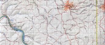Pullman Washington Map by Ground Water Basin Analysis