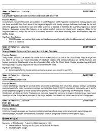 designer resume templates 2 graphic designer resume sle free resume template professional