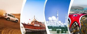 ferrari world desert safari dhow cruise abu dhabi city tour ferrari world