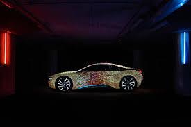 Bmw I8 Design - the bmw i8 futurism edition u2013 the bmw art car collection