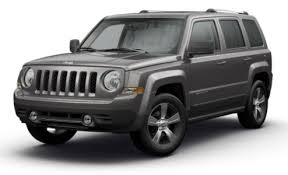 silver jeep patriot black rims 2017 jeep patriot color options