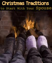 fun christmas traditions to start with your spouse