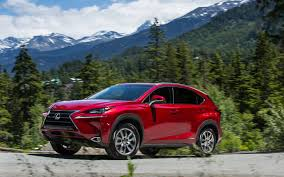 lexus 2017 sports car 2017 lexus nx 200t awd price engine full technical