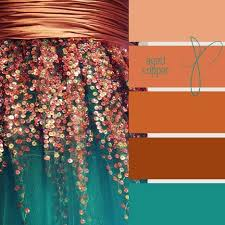 best 25 rust color schemes ideas on pinterest teal and orange