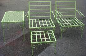 Antique Metal Patio Chairs Decorate Vintage Metal Patio Chairs All Home Decorations