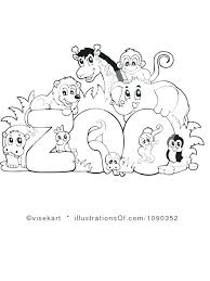 zoo coloring pages preschool elegant coloring pages of zoo animals for preschool or zoo coloring